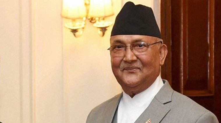 PM Oli thanks all expressing concern for his health