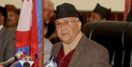 PM Oli condemns terrorist attack in Jammu and Kashmir