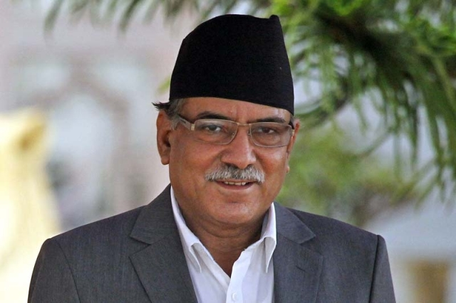 Leader Dahal insists on finalising state 3's name and capital soon
