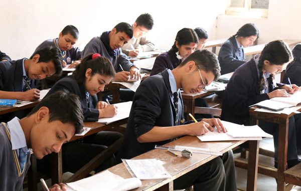 SEE grade improvement test begins from today