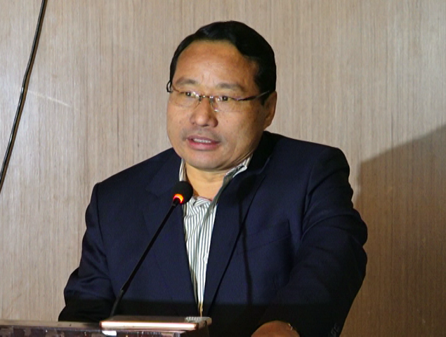 Karnali state would be illuminated within two years : Minister Pun