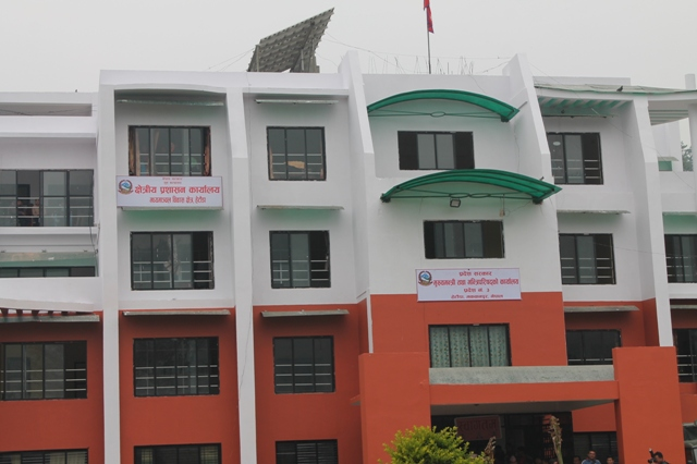 State Assembly of Province no. 3 to have a media centre