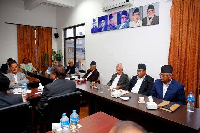 NC CWC meeting being held today