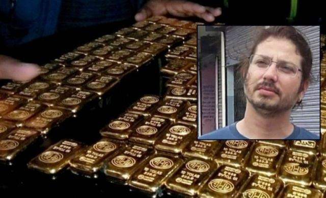 Gold smuggler 'Gore' arrested