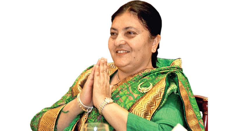 President Bhandari to visit Japan from Oct 20