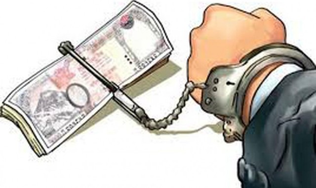 DTO chief caught red-handed with bribe