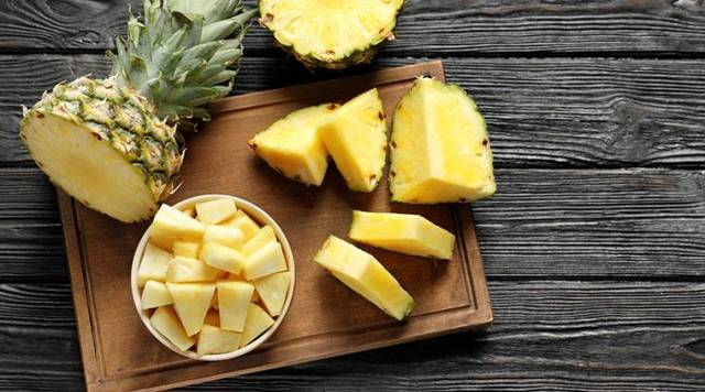 Brazilian study says pineapples can be used to heal wounds