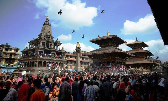 Krishna Janmashtami being observed today