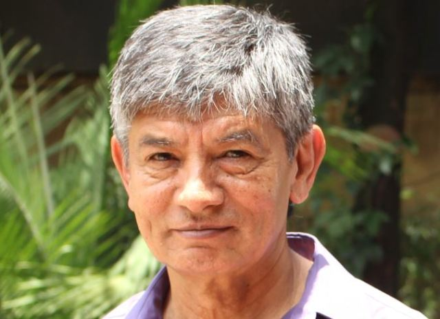 Actor Madan Krishna Shrestha undergoes Parkinson's surgery