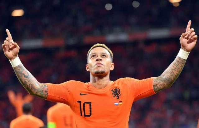 Netherlands beat Germany 3-0 in Nations League