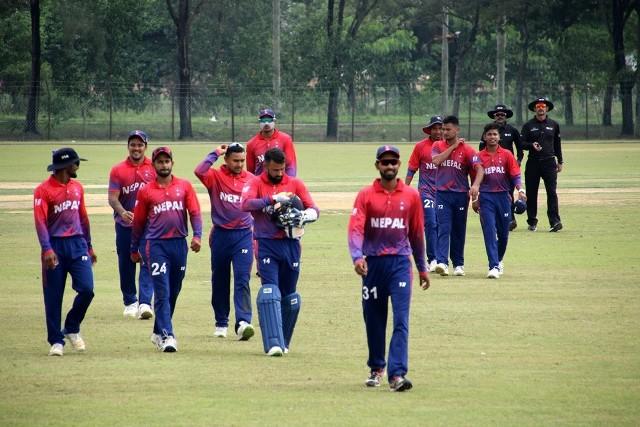 ICC World T20 Asia Qualifier : Nepal defeated Bhutan by 117 runs