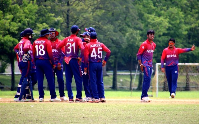 ICC World T20 Asia Qualifier : Nepal to face Singapore today