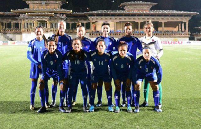 ANFA to reward Nepal Women's U18 team with Rs 50,000 each