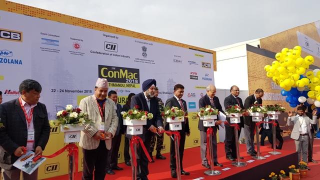 'CII ConMac 2018' begins in Bhaktapur
