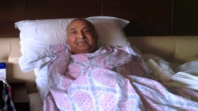 Significant improvement in PM Oli's health