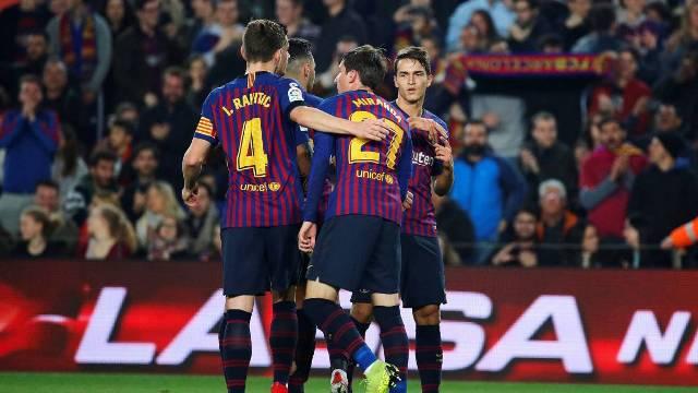 Barca and Real reach last 16 of Copa del Rey