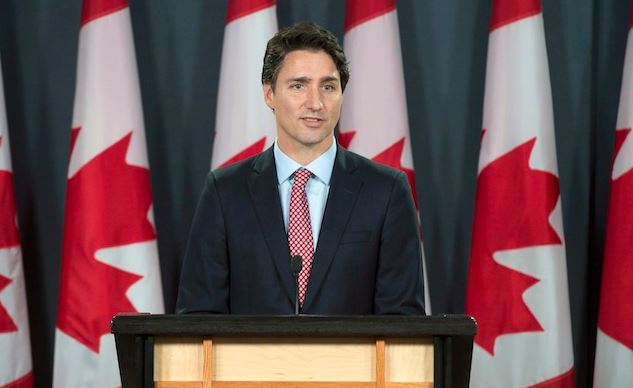 Canadian PM says government played no role in Huawei executive's arrest