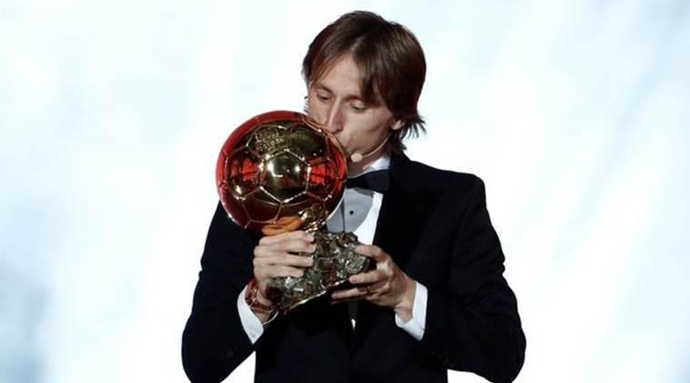 Luka Modric wins Ballon d'Or, ends decade of Messi and Ronaldo dominance