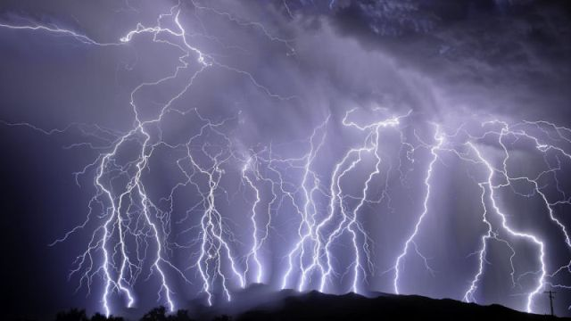 Lightning strike kills one and injures 10 in Panchthar