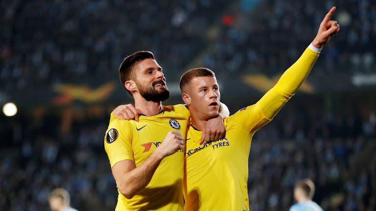 Europa League : Chelsea bounce back, Arsenal suffer major slip-up
