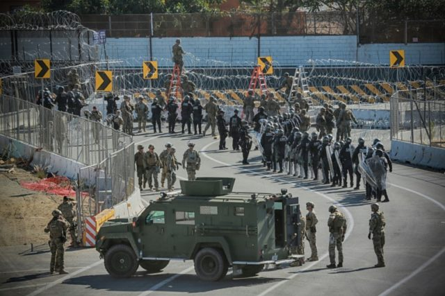 U.S. to deploy 3,750 extra forces to Mexico border