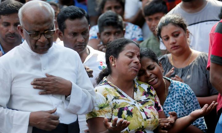 Death toll from Sri Lanka bombing attacks rises to 359