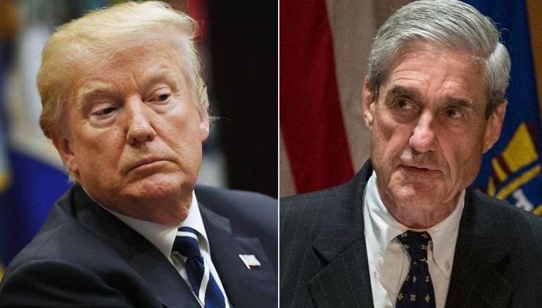 Mueller report : Democrats keep pressure on Trump over Russia