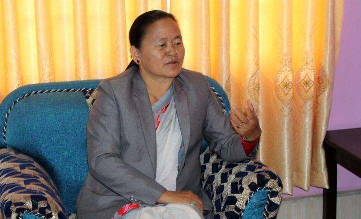 Former Deputy Speaker Tumbahamphe nominated as NCP CC member