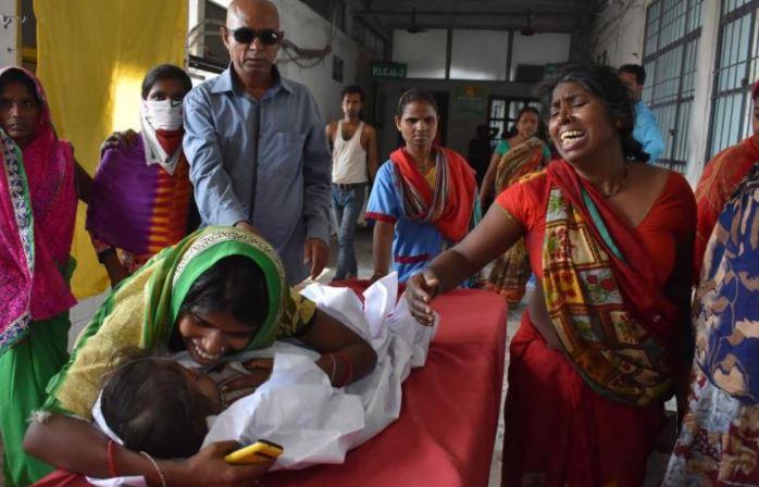 Encephalitis kills more than 100 children in India's Bihar state