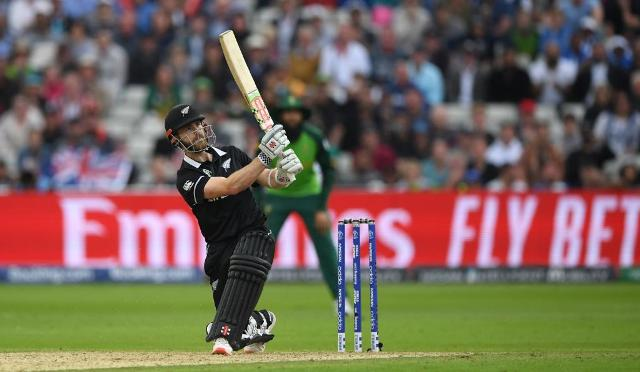Cricket World Cup : Kane Williamson takes New Zealand on top