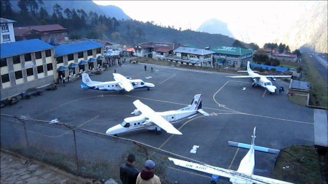 200 air passengers stranded at Lukla Airport