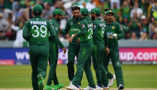 Pakistan knock South Africa out of Cricket World Cup