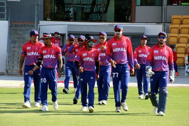 Nepal remain unchanged in ICC rankings