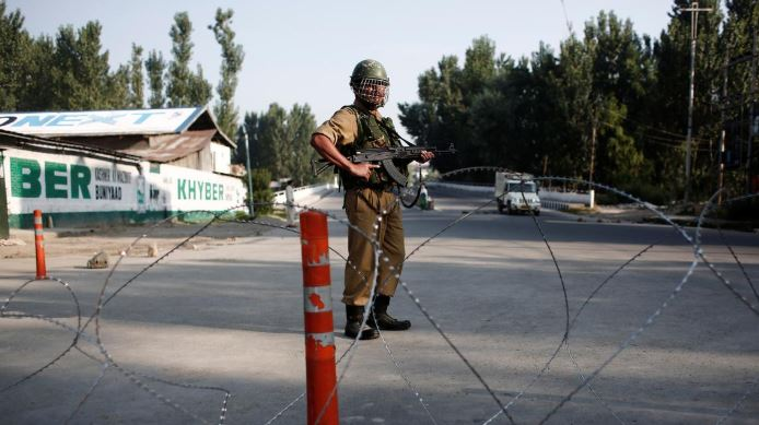 India increases restrictions in Kashmir ahead of separatist call for protests