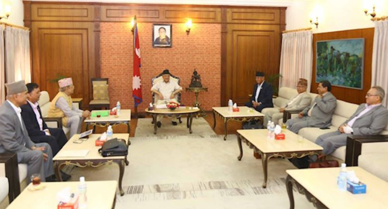 NCP secretariat meeting extend best wishes for PM's health recovery