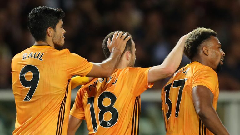 Wolves claim first-leg Europa League victory at Torino