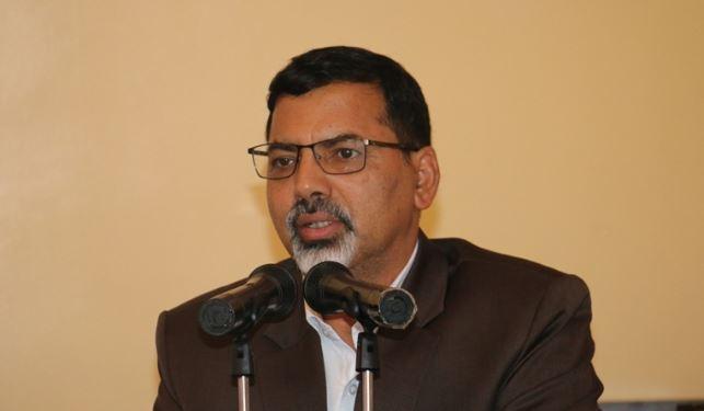 NCP Leader Sharma calls Biplav for talks