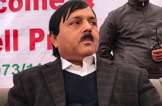 NC leader Mohammad Aftab Alam arrested