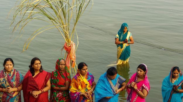 Rituals of Chhath festival commencing Thursday