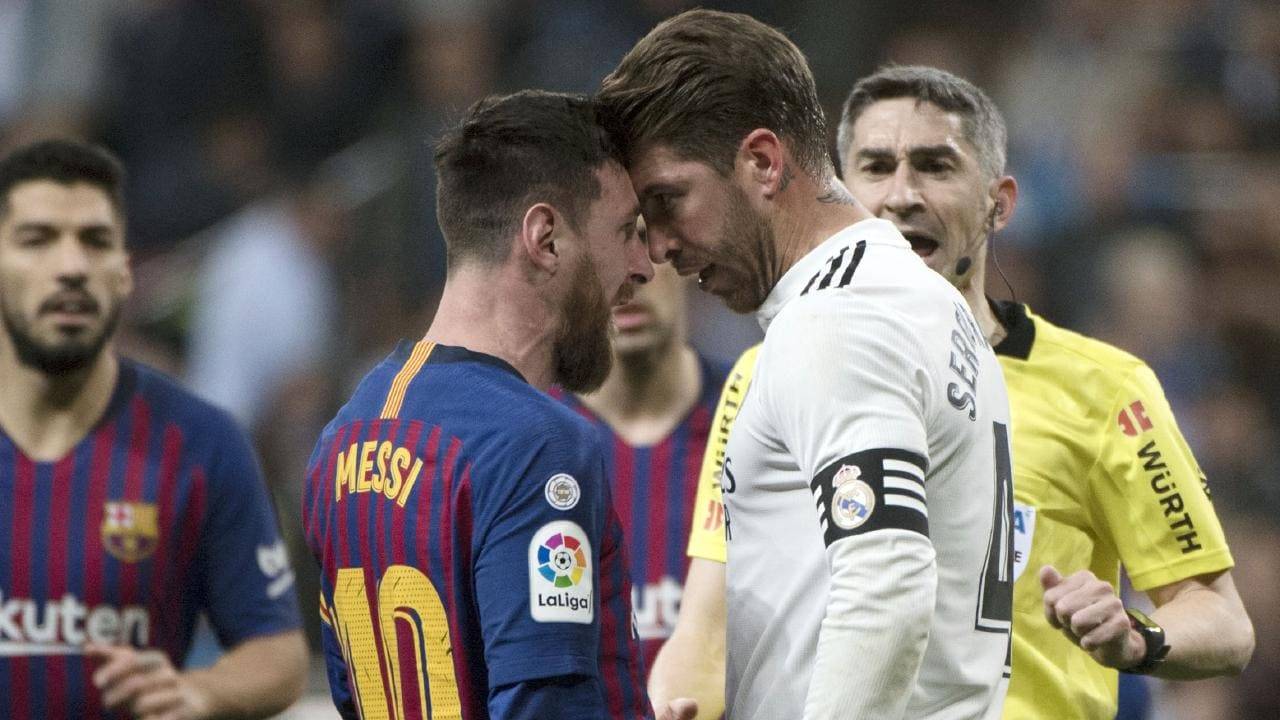 El Clasico postponed over protest fears