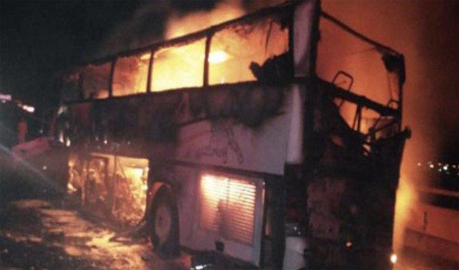 35 expat pilgrims die in bus crash in Saudi Arabia