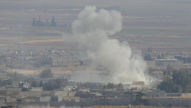 Turkey rejects US call for Syria ceasefire