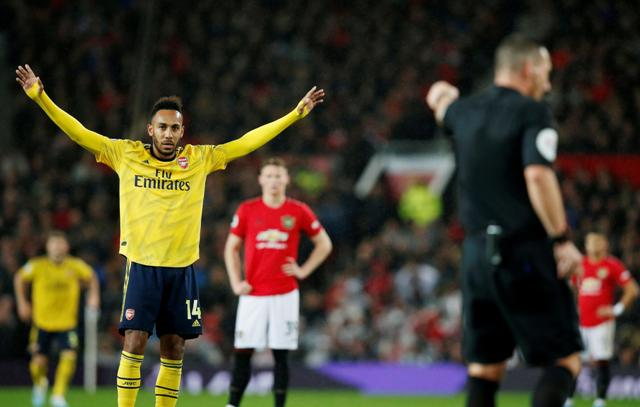 Premier League : Man United and Arsenal held in 1-1 draw