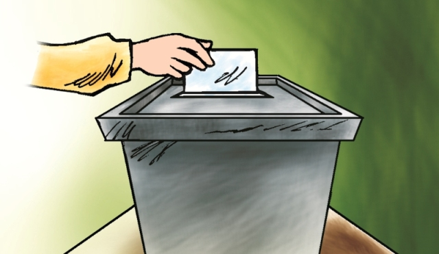By-poll 2076 BS : 22 candidates file nominations for seven wards in far-west