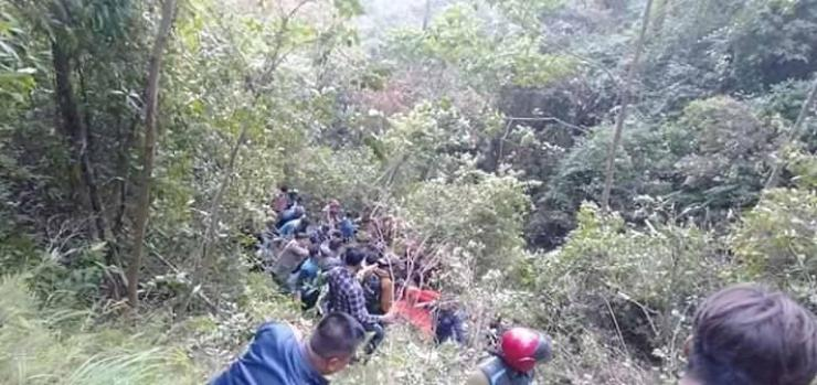 Death toll in Arghakhanchi bus accident reaches 19