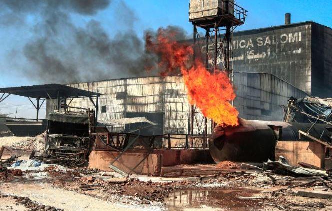 23 dead, 130 injured in Sudan factory fire