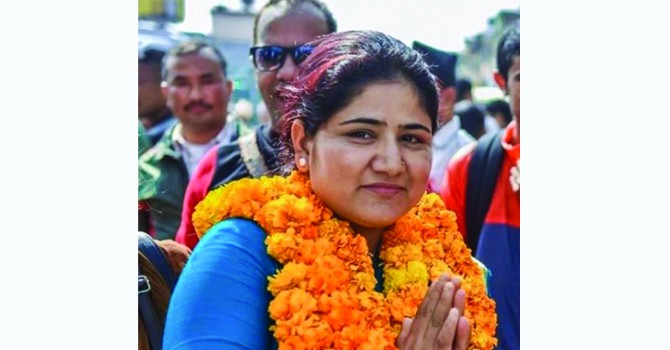 CPN candidate Oli wins from Dang constituency-3 (B)