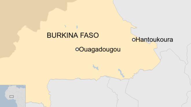 At least 14 killed in Burkina Faso church attack