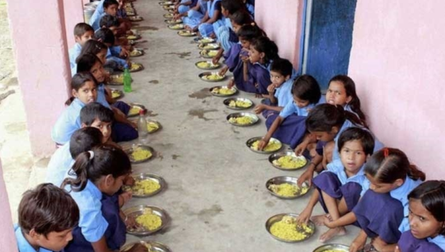 Midday meal increases regular attendance of students