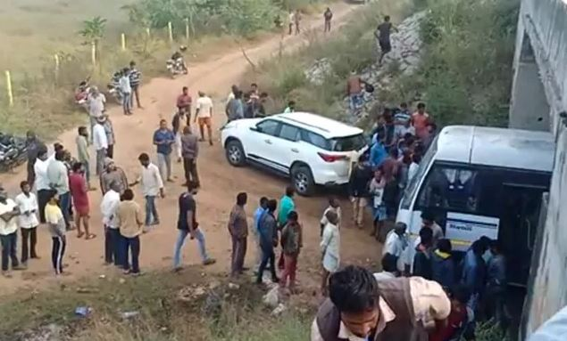All 4 accused in Hyderabad rape case killed in police encounter